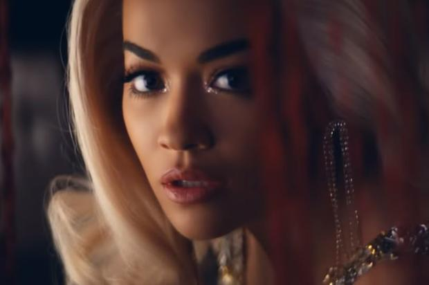 437f539905e Rita Ora deals with the frustrations of fame in her latest music video for  the remix of her single