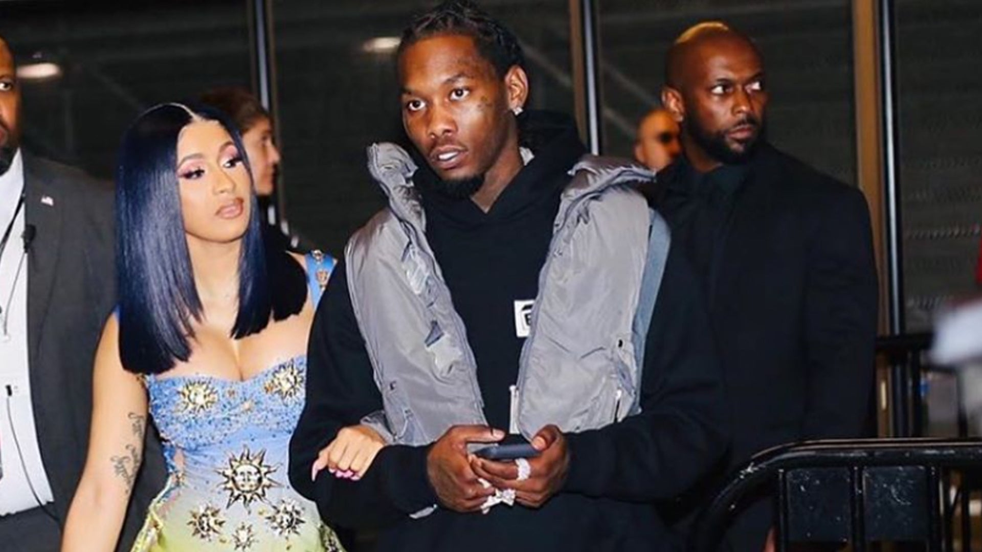 Cardi B And Offset Pay 400k On Their Daughter S Birthday